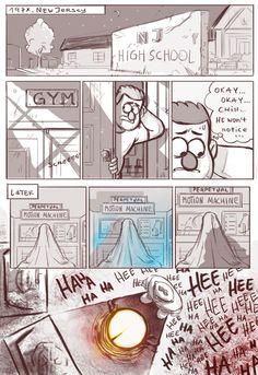 Keep Calm and Draw Stuff Gravity Falls Fan Art, Gravity Falls Comics, Gravity Falls Bill, Gravity And Time, Fall Memes, Good Omens Book, Perpetual Motion, Disney Xd, Yandere Simulator