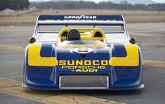 Auction Results: $4.4 Million for Porsche 917/30 at Gooding & Company Amelia Island 2012