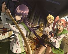 High School of the Dead - HOTD