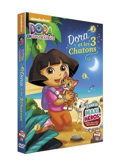 Dora l exploratrice - Dora et les 3 chatons - DVD