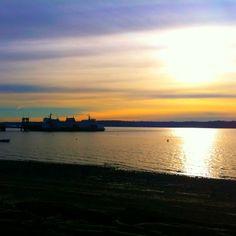 West Seattle - Fauntleroy Ferry.