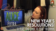 Alice Rackham's New Years Resolutions - Classic Alice - Extra Episodes!