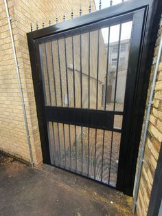 Security Gates, Door Gate, Offices, Commercial, Outdoor Structures, Fire, Beautiful, Safety Gates, Desk
