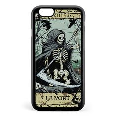 Death Card Apple iPhone 6 / iPhone 6s Case Cover ISVG980