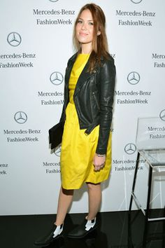 Mandy Moore Fashion Week's Surprise Style Star