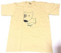 NEW DESIGN T-SHIRT SHIRTS DOGS LOVER  UNISEX MENS &WOMEN SHORT SLEEVES CUSTOM XL #ShortSleeve