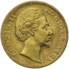 20 Mark 1873 D