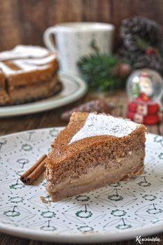 tasty mug cake Greek Sweets, Greek Desserts, Greek Recipes, Greek Cake, Tiramisu Cheesecake, Christmas Sweets, Christmas Time, Christmas Recipes, Cooking Cake