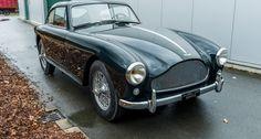 1957 Aston Martin DB2 4 MKIII