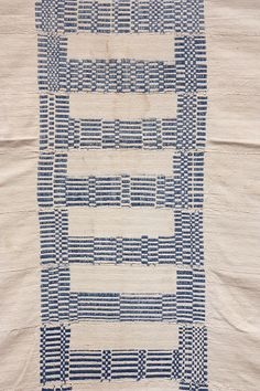 Detail: Display cloth, Sierra Leone, Mende or neighbouring peoples, circa 1900. William Itter Collection, USA.