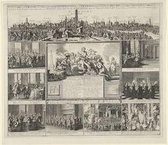 Vrede van Utrecht, 12 mei 1713, Laurens Scherm