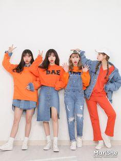 Korean Fashion KPOP Inspired, Outfits Street Style for Boys/Girls Korean Fashion Kpop, Korean Fashion Trends, Ulzzang Fashion, Korean Street Fashion, Korea Fashion, Korean Outfits, Mode Outfits, Asian Fashion, Korean Clothes