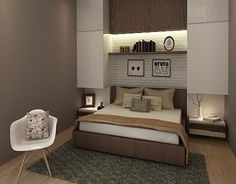 "Check out new work on my @Behance portfolio: ""Modern minimalist bedroom design"" http://on.be.net/1NWv3Ey"