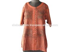 Check out this product on Alibaba.com App:Designer Indian Tops Embroidered stone wash Tunics kaftan Hot sell fashion dress https://m.alibaba.com/rYvUFv