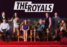 Garota InDecisa: Dicas de series: The Royals.