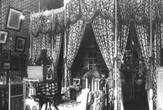 Alexander Palace - imperial bedroom