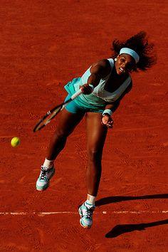 Serena, comin' at ya'