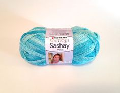Red Heart Boutique Sashay Mini Childrens Scarf Yarn In