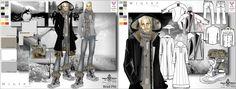 Behance Portfolio · Fashion Nervana