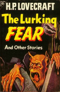 A.R. Tilburne, The Lurking Fear and Other Stories by H.P. Lovecraft 1947.