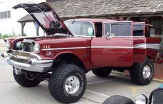 4x4 wagon
