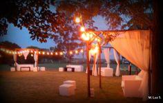 Reception / my outside wedding / mi boda al aire libre