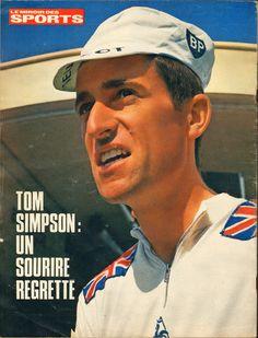 Tour de France 1967. Tom Simpson (1937-1967) [Le Miroir des Sports]