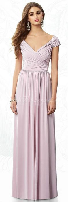 bridesmaid dresses (maybe not in this color, though...)