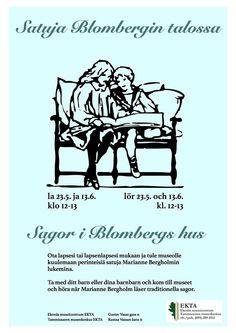 Sagor i Blombergs / Satuja Blombergin talossa