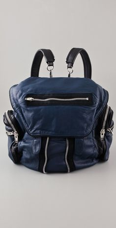 f97278f04fe Alexander Wang Marti Backpack thestylecure.com Spring Bags, Backpack  Straps, Cute Backpacks,