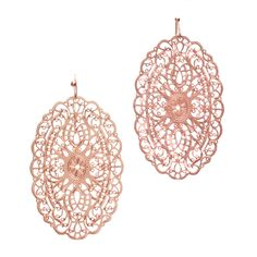 $22.00 Delilah Rose, the perfect combination of pretty and playful, in an earring.