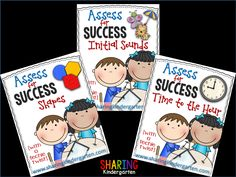 Assess for Success w