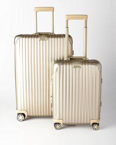 Rimowa North America Topas Titanium Luggage