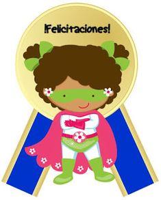 Fichas de Primaria: Medallas escolares Stickers Online, Cute Crafts, Luigi, Joy, Education, School, Fictional Characters, Tips, Wrinkle Creams