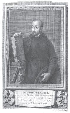 Diego Lainez (del libro Retratos de Españoles Ilustres)