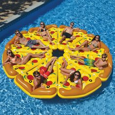 pizza blow up pool toy - Google Search