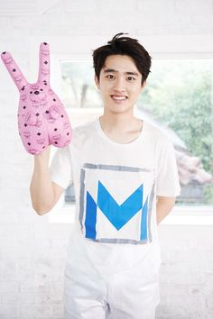 exo DO..is that a bunny wabbit?