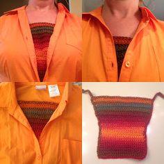 "Crochet Cami ""Sunrise""...Free Pattern  -- The Perfect Stitch...: Crochet Cami ""Sunrise""..."