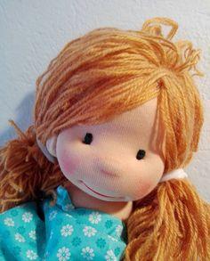 Joy #etsydolls #waldorfpuppe #handgemacht #poupeewaldorf #pippilongstocking #softdoll #puppenkleidung #handmadedoll #creativelife #childhood #beautifuldestinations #bemkadolls #joy