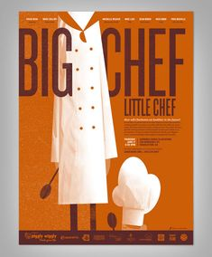 J Fletcher Design – Graphic Design & Art Direction – Charleston, SC » Big Chef Little Chef