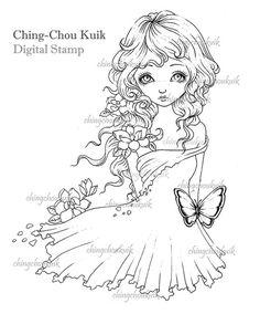 ching-chou kuik digital art coloring - Pesquisa Google