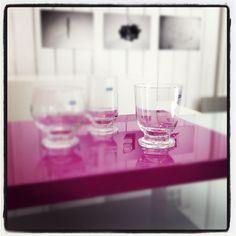 ***-50%*** Bicchieri SHORTIES (acqua / disponibilità 6 pz.) - design: James Irvine per COVO
