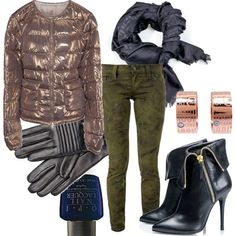 Military Look - yes yes, i like!