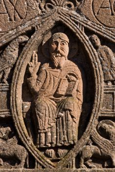 To honor Easter Sunday, we'll post a selection of shots of Christ in Majesty from various Romanesque portals in France. The first is the exquisite centerpiece of the north portal tympanum at …
