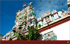 The Centre of the Hindu Universe... Sri Mahamariamman Temple   Heritage Buildings   Heritage