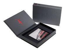 Taylor Box Company | Dave Matthews Band Tray & 3 Panel Folder #davematthewsband #dmb #music #packaging #taylorboxcompany