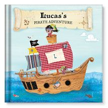 Take your child on a pirate adventure with the My Pirate Adventure Personalized Book from I See Me! Conquer the high seas with this pirate themed book today! Personalized Books For Kids, Pirate Adventure, Ipad Mini Cases, Backpack For Teens, Pirate Theme, Teen Backpacks, Leather Backpacks, School Backpacks, Leather Bags