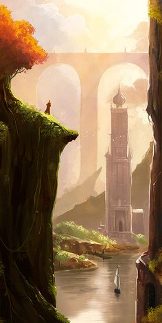 Sunset city by Desmond Wong