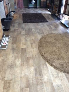 A dealer decided to put Dockside in his LVT area. Good call. He sold three jobs of it in two weeks.