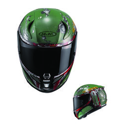 HJC HELMETS announced STAR WARS themed motorcycle helmets | HJC Helmets Official Site